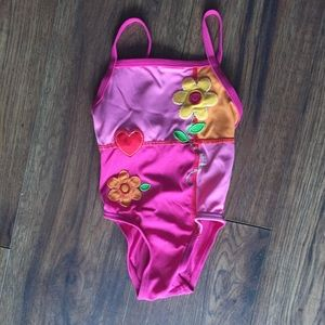 Other - Circo Adorable 12 month swim suit flowers pink 🌸